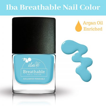Iba Halal Care Breathable Nail Color, B20 SUNNY BEACH – 9ml