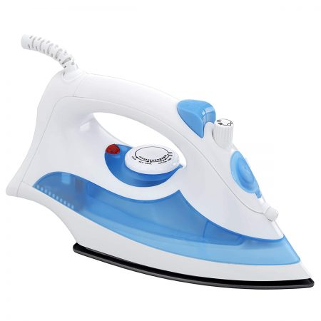 Crompton ARISTO 1200-Watt Steam Iron (Blue & White)