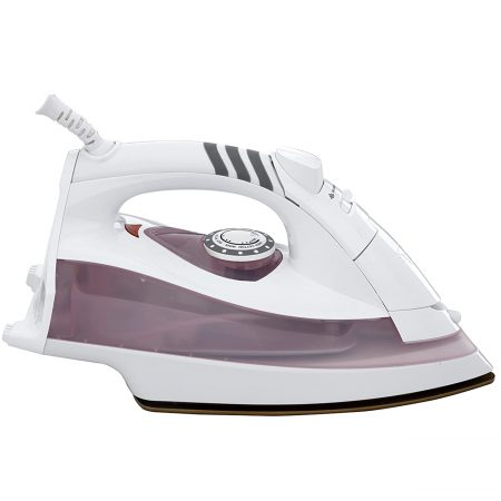 Crompton Greaves PYRO 1600-Watt Steam Iron White & Purple