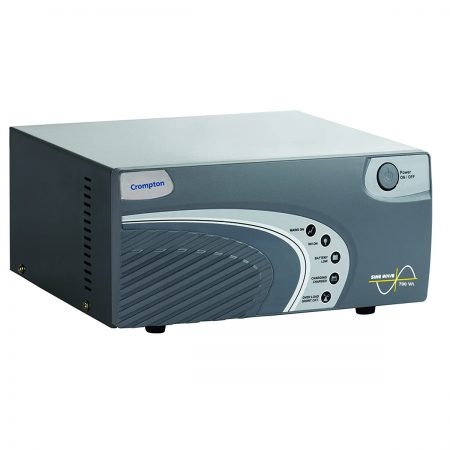 Crompton (PS900SW) 700VA Sinewave Home UPS