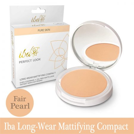 Iba Halal Care Perfect Look Instant skin lightening Fair Pearl 9 g