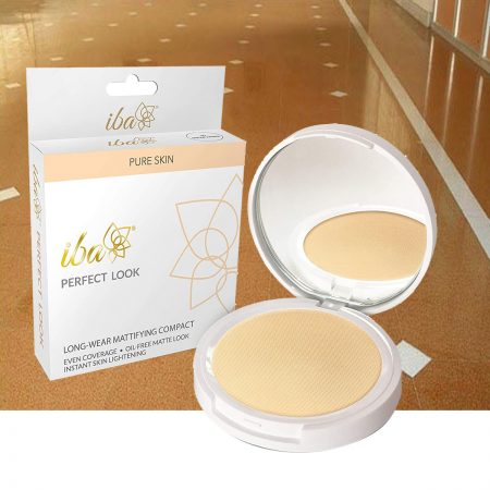 Iba Halal Care Perfect Look Instant skin lightening Snow White 9 g