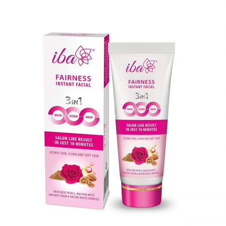 Iba Halal Care Fairness Instant Facial 50gm