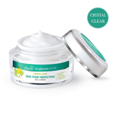 Iba Halal Care Advanced Activs Crystal Clear Skin Tone Perfecting Gel Cream, 50gm