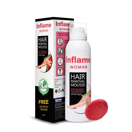 Inflame Women Hair Removal 200ml