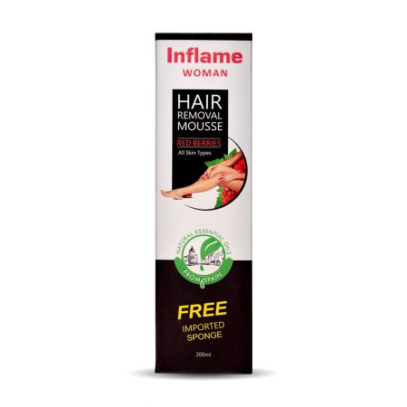 Inflame Women Hair Removal 200ml Pack of 2