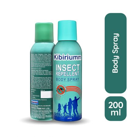 Kibiriumm Insect Repellent Body Spray 200ml
