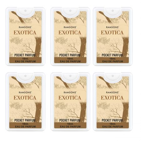 Ramsons Exotica Pocket Perfume 18ml