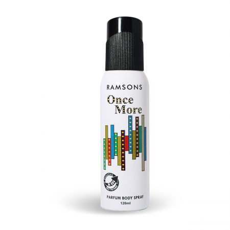 Ramsons Once More No Gas Perfume 120ml