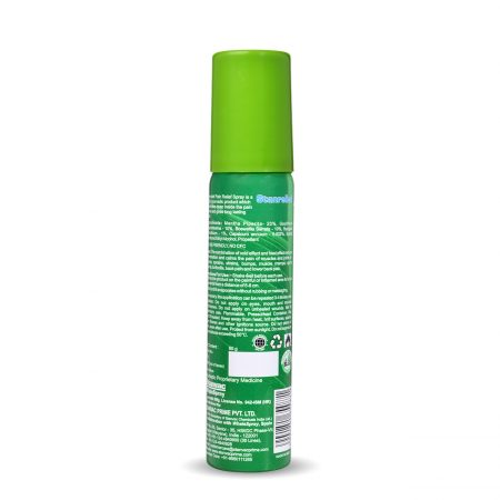 Stanrelief Pain Relief Spray 60gm