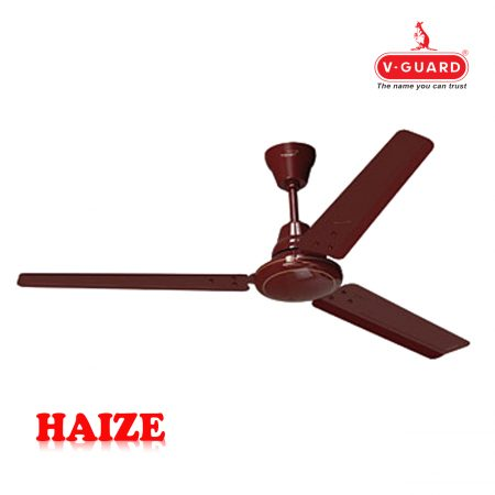 V-Guard Ceiling Fan Haize 12mm Cherry Brown