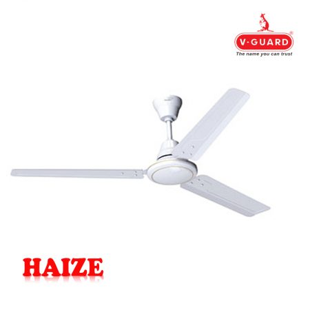 V-Guard Ceiling Fan Haize 12mm White