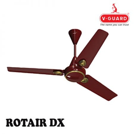 V-Guard Ceiling Fan Rotair DX Cherry Brown