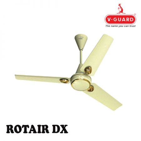 V-Guard Ceiling Fan Rotair DX Ivory DX