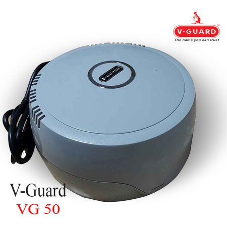 V-Guard VG 50 Stabilizer for Refrigerator (Grey)