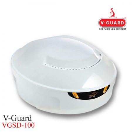 V-Guard VGSD 100 Stabilizer for Refrigerator (Grey)