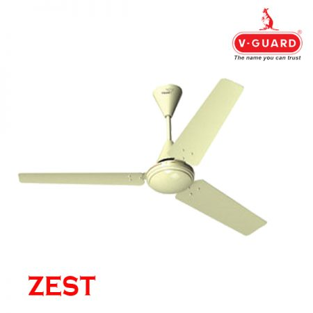 V-Guard ZEST Ceiling Fan 600mm Ivory