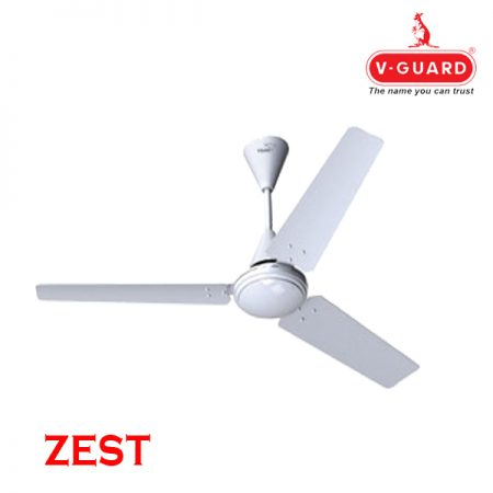 V-Guard ZEST Ceiling Fan 600mm White