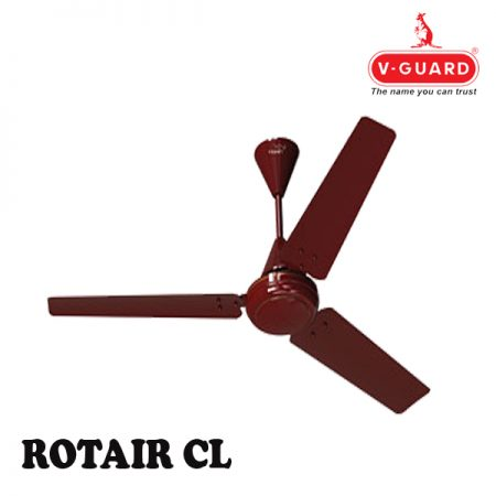 V-Guard Rotair CL Ceiling Fan Cherry Brown