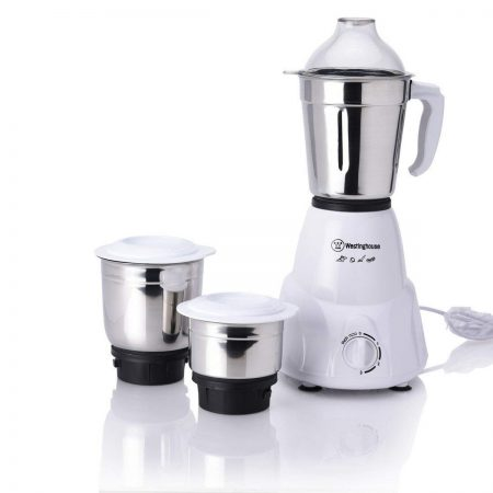 Westinghouse MC45B3A-DR Mixer Grinder with 3 Jars