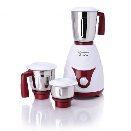 Westinghouse MX75WM3A-DR Mixer Grinder with 3 Jars