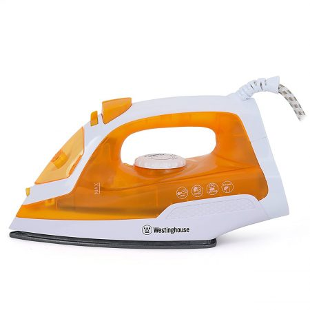Westinghouse NT14O123P-CS Steam Iron 1250 W (Orange)