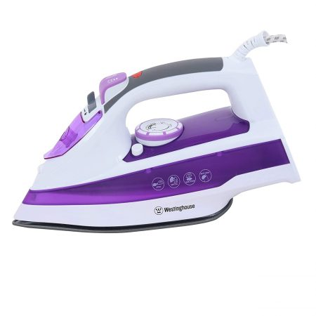Westinghouse NT18B124P-CS Steam Iron (Purple)