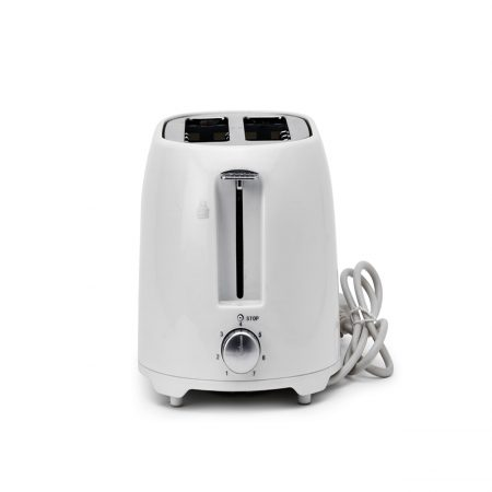 Westinghouse T02WPP-CT Pop Up Toaster (White)