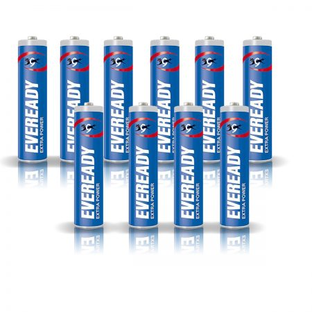 eveready AAA battery 912 pack of 10 Unit