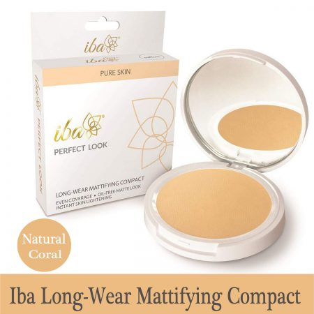 Iba Halal Care Perfect Look Instant skin lightening Natural Coral 9 g