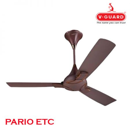 v guard PARIO ETC fans Brown