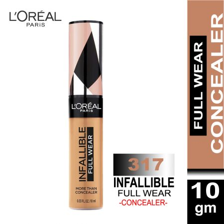 L'Oreal Paris Infallible Full Wear Concealer (317)