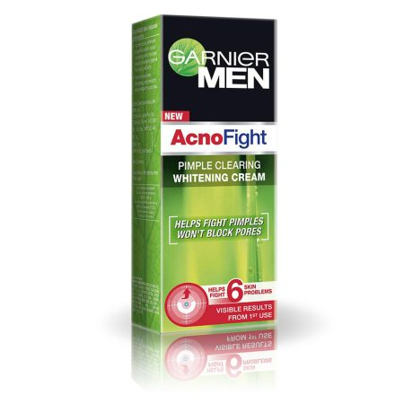 Garnier Acno Fight Pimple Clearing Whitening Cream 45g