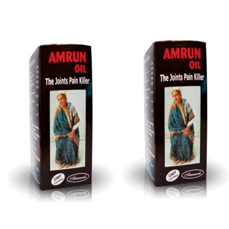 Amrun oil pack of 2