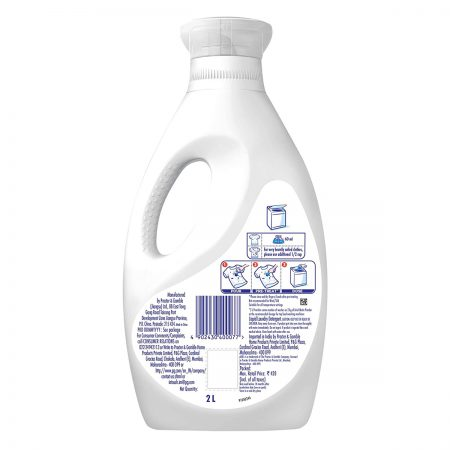Ariel Matic Top Load Liquid Detergent 2 Litre