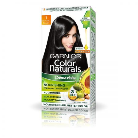 Color Naturals Shade 1 Natural black