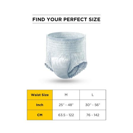 Friends Classic Adult Dry Pants 10Pcs