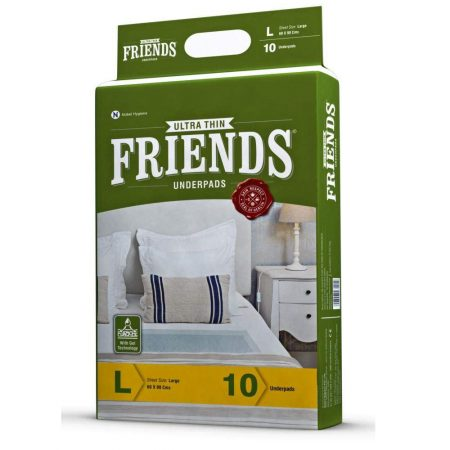 Friends Classic Underpads 10Pcs