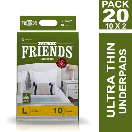 Friends Classic Underpads 20 Pcs