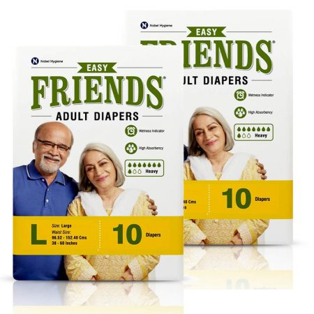 Friends Easy Adult Diapers 20 Pcs