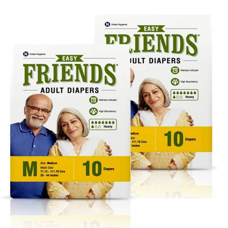 Friends Easy Adult Diapers 20Pcs
