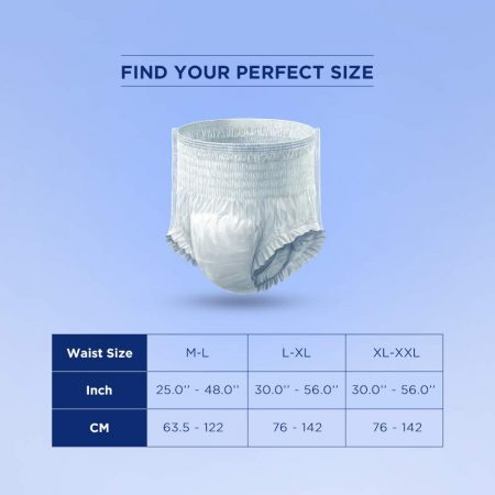 Friends Premium Adult Diaper Pants Extra Large 30pcs