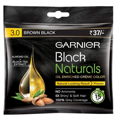 Garnier Black Naturals Shade 3 Brown Black 20gm