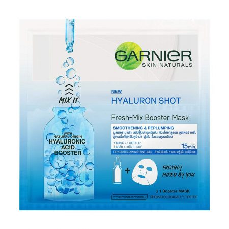 Garnier Fresh Mix Hyaluronic Acid Serum Sheet Mask 33g