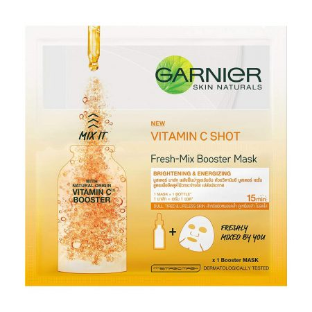 Garnier Fresh Mix Vitamin C Serum Sheet Mask 33g