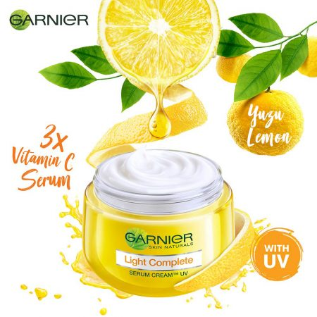 Garnier Light Complete Serum Cream 23 g