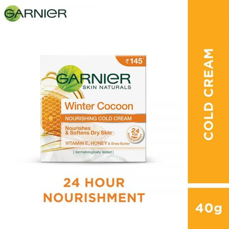 Garnier Winter Cocoon Nourishing Cold Cream 40g