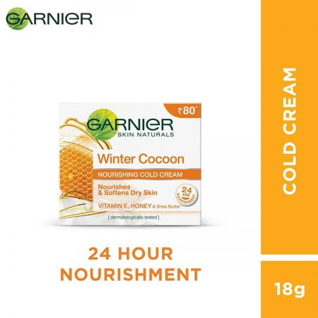 Garnier Winter Cocoon Nourishing Cold Cream 18g