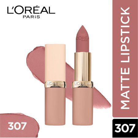 L'Oreal Paris Color Riche Free The Nudes (307 No Dik Tat)