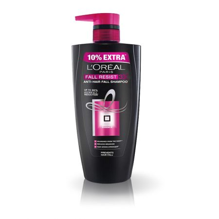 L'Oreal Paris Fall Resist 3X Shampoo (704 ml)